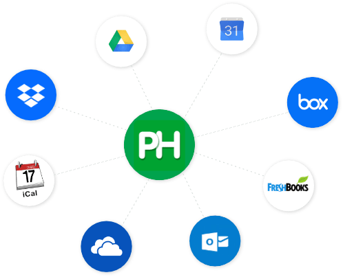 ProofHub integrations