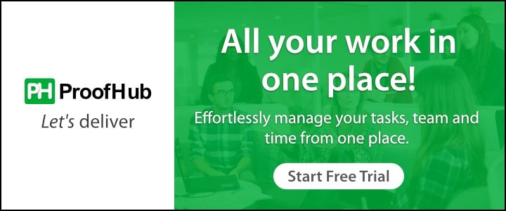 all your work in one place