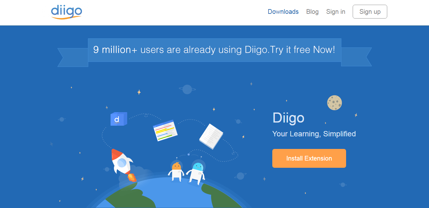 diigo as tool for designers