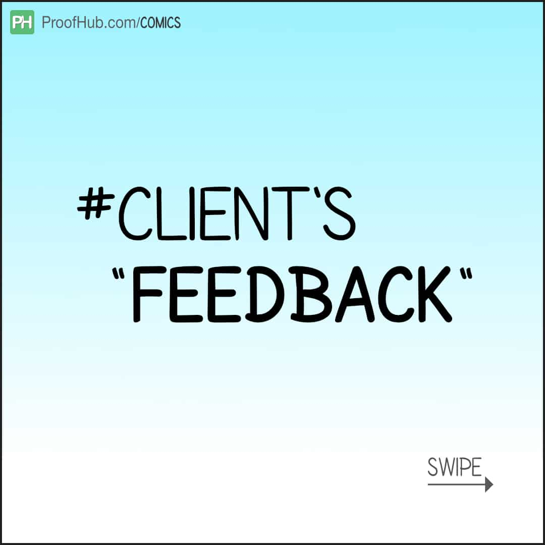 Client's Feedback