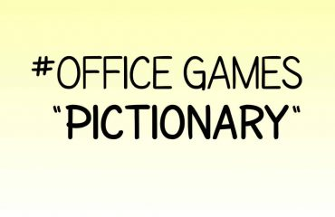 office game pictionary comic strip