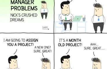 Project Manager Problems