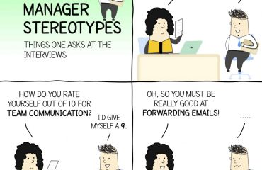 Project Manager Stereotypes