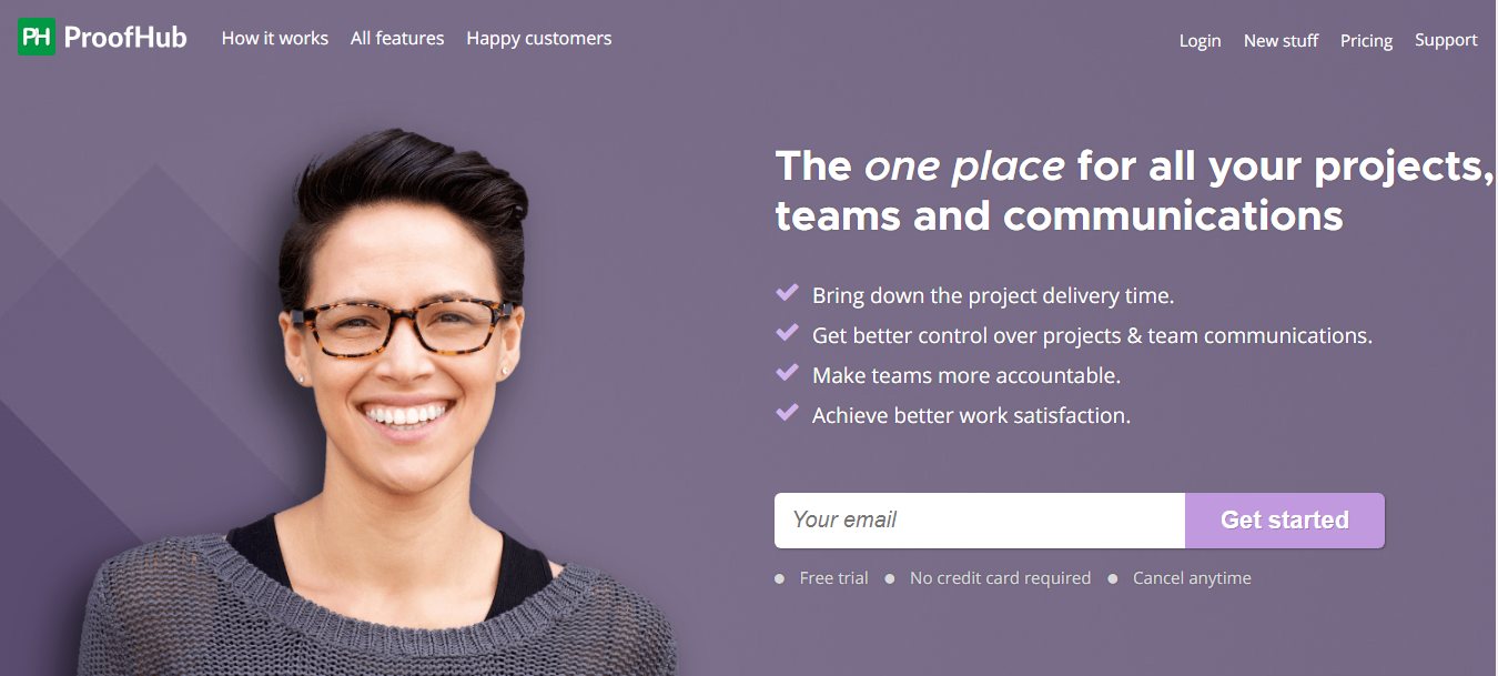ProofHub is best project management tool