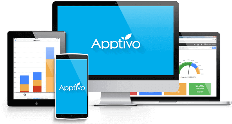 Apptivo as business management software