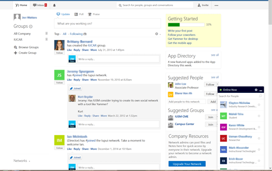 yammer alternatives