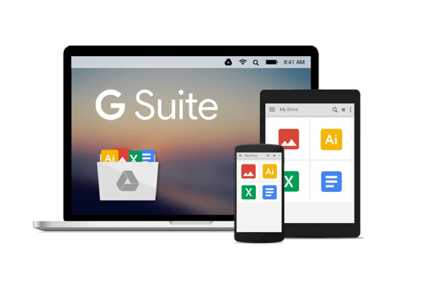 G Suite tools for business