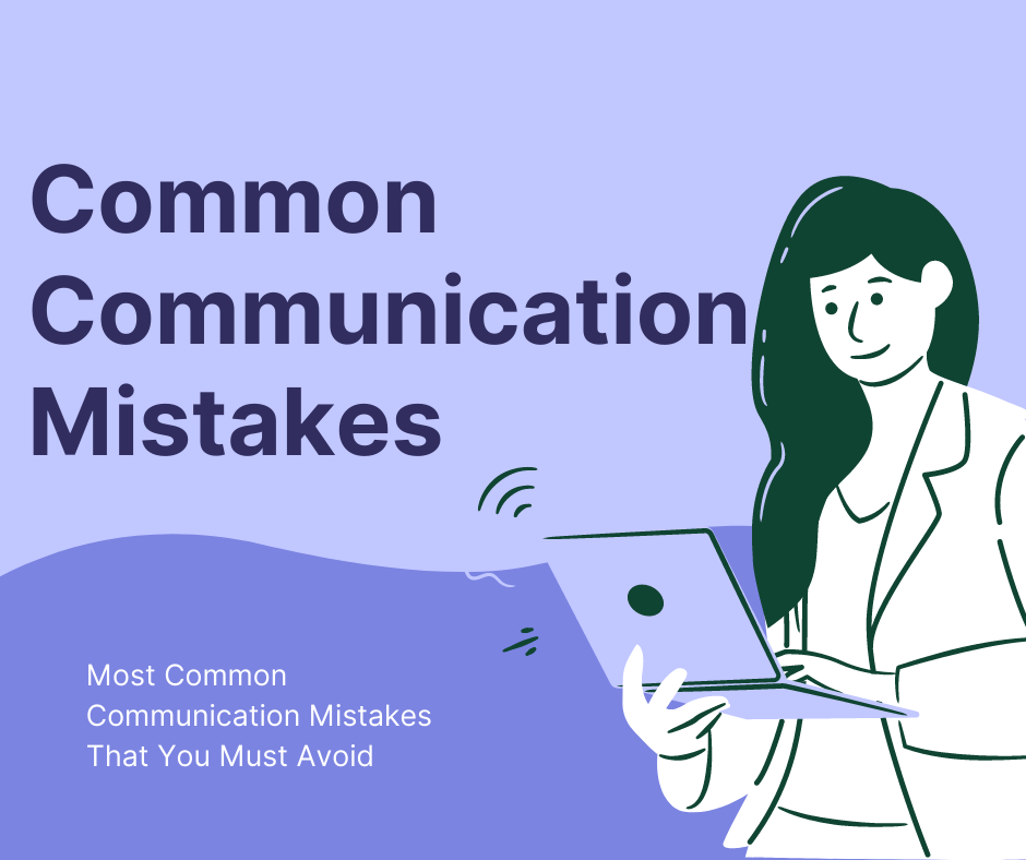 ProofHub's guide to most common communication mistakes