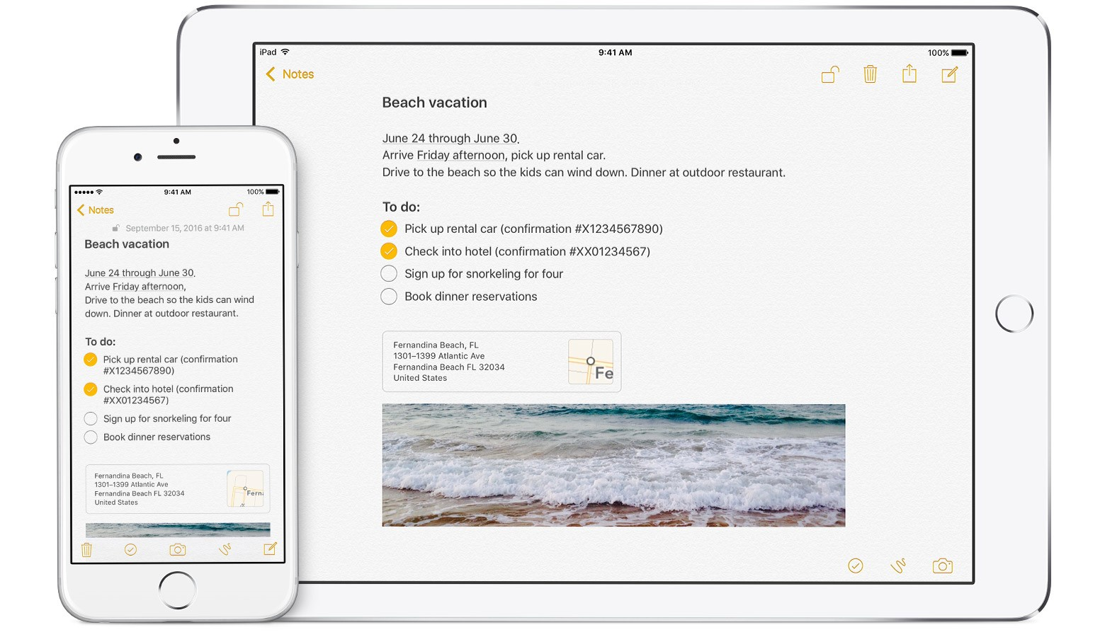 Evernote Replacement Apple Notes