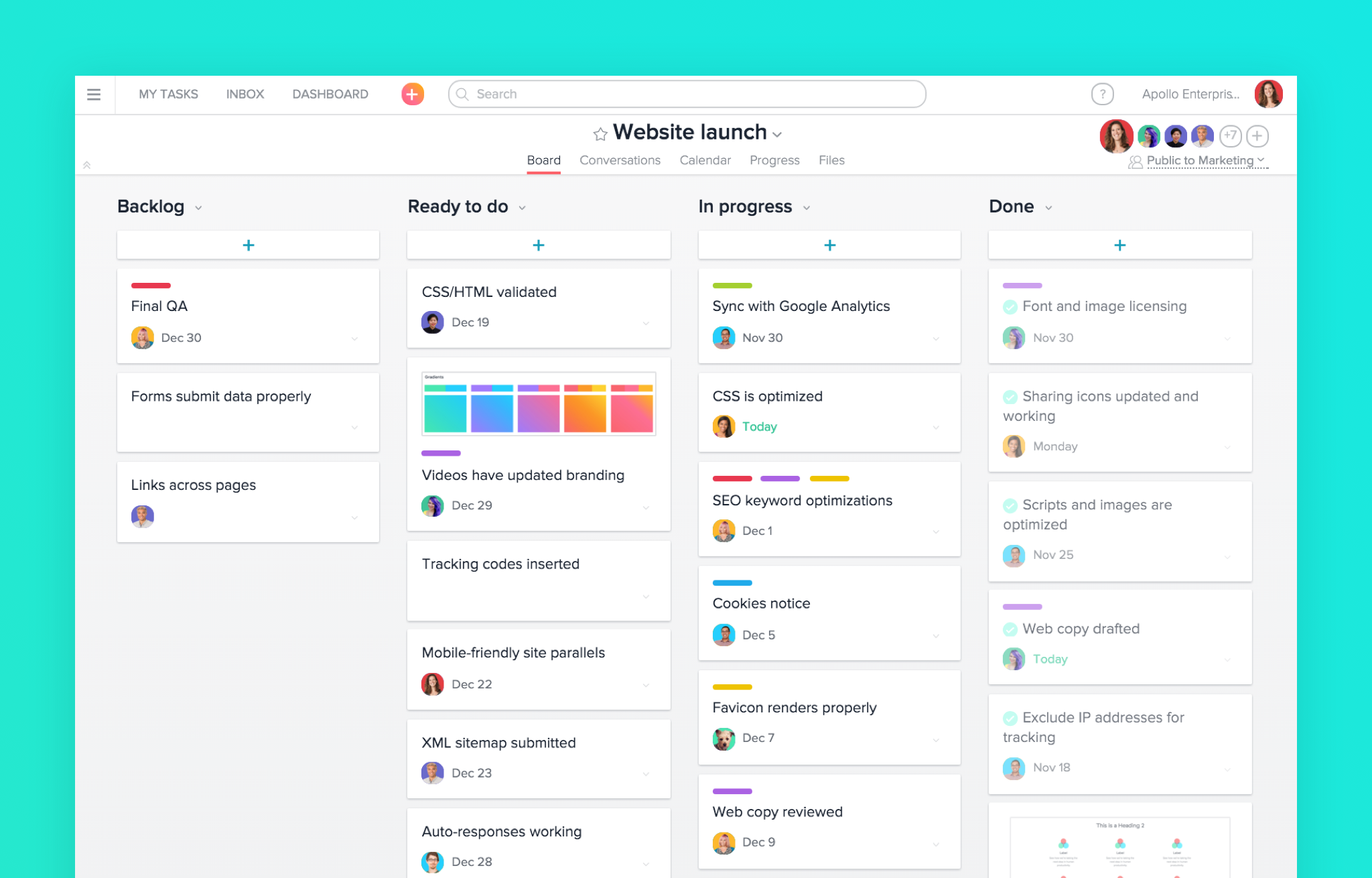 Asana - Effective work management platform