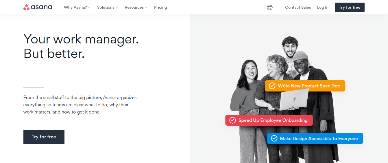 Asana tool like todoist to manage your tasks effectively