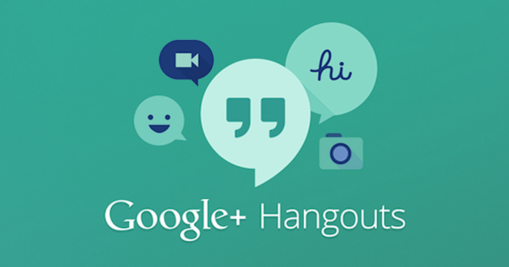 Google Hangouts as best alternative to Slack