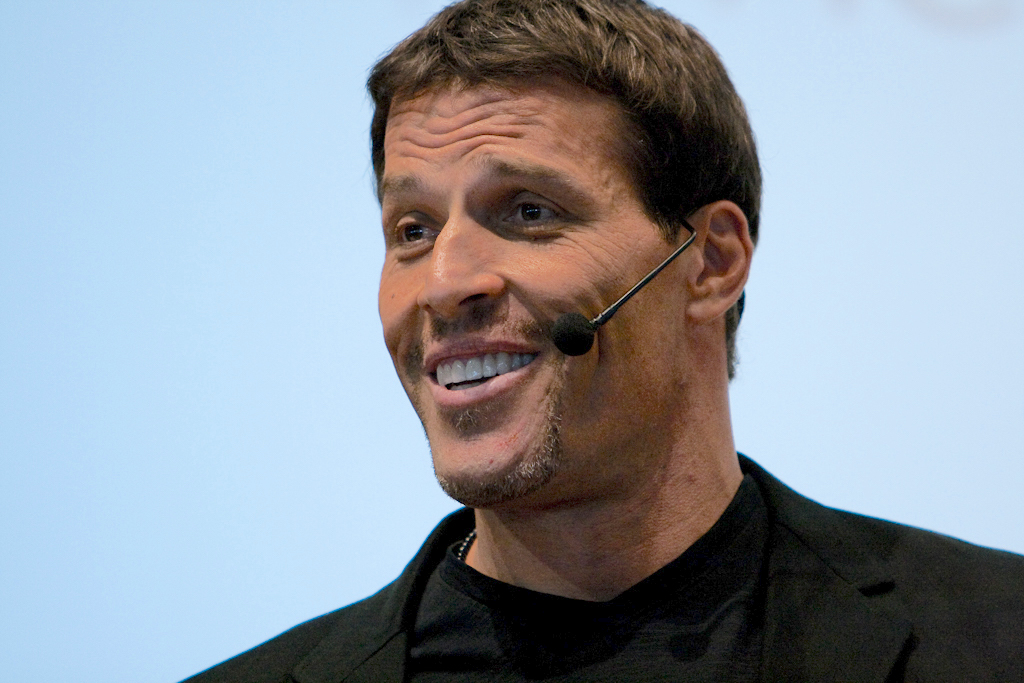 Tony Robbins rapid planning method