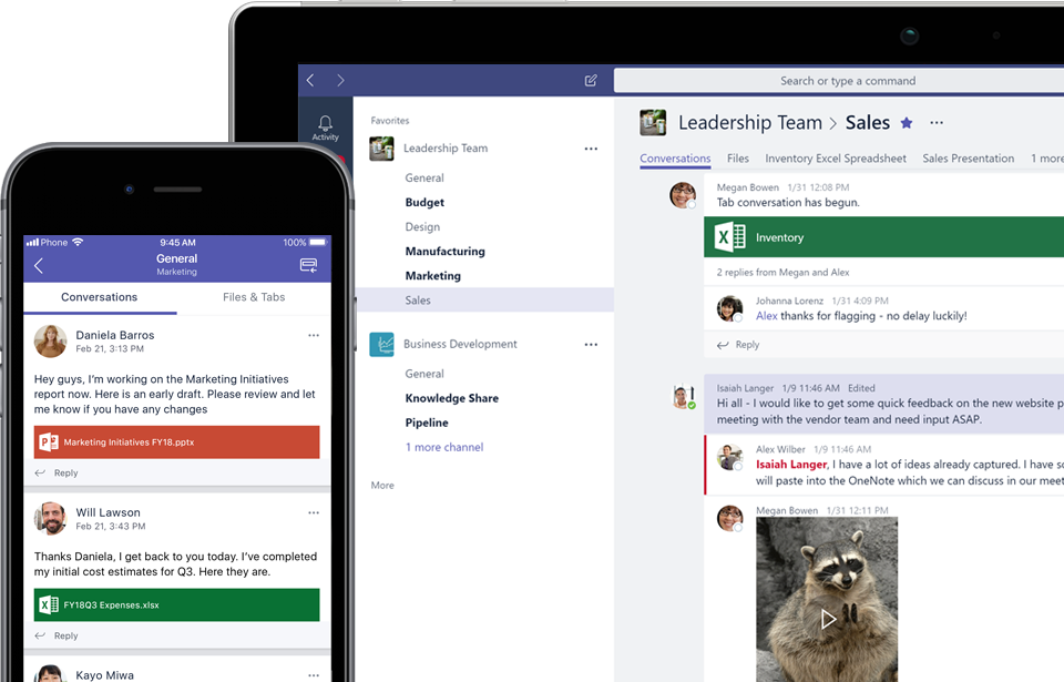 Microsoft teams - discord alternatives