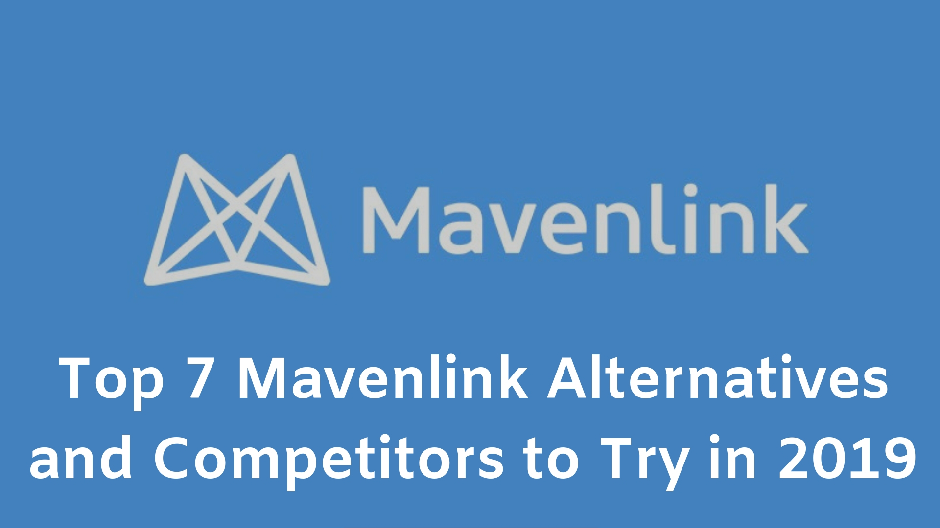 Mavenlink alternatives