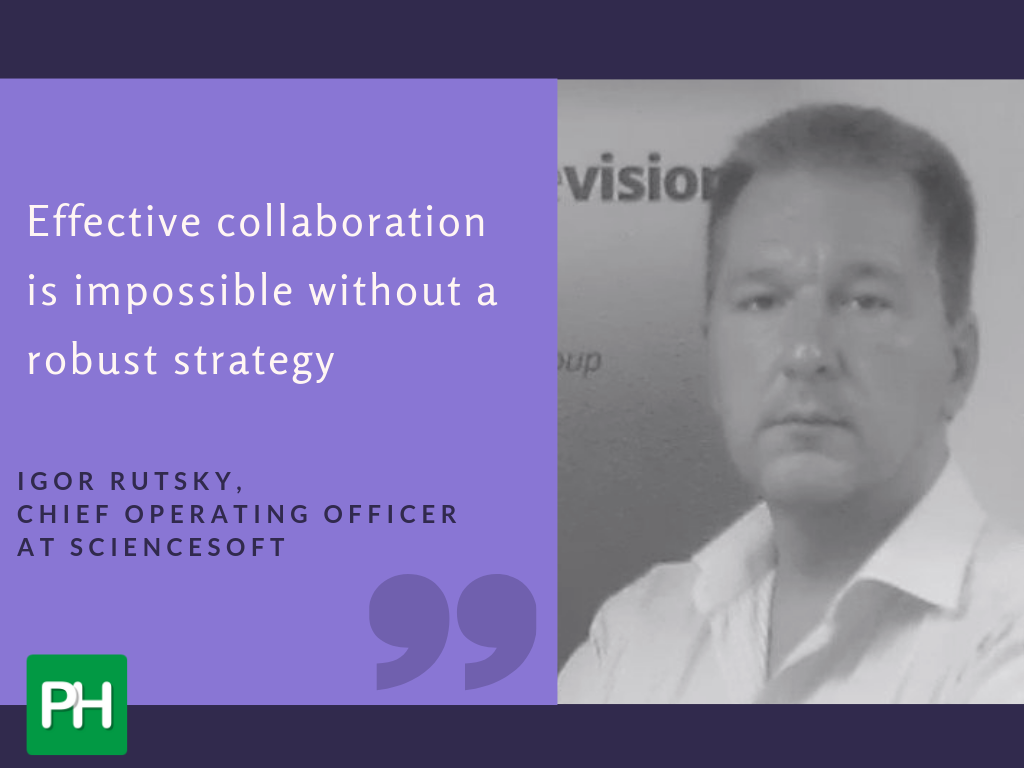 Igor Rutsky talks about having a robust strategy