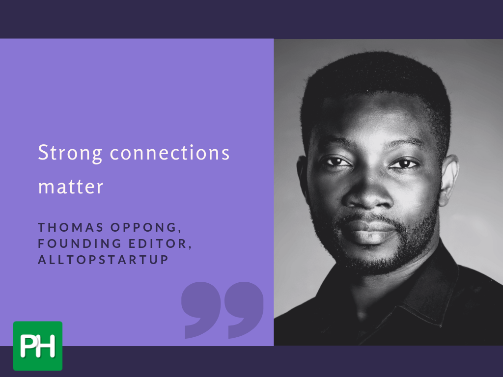 Thomas Oppong views on team collaboration strategy