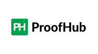 Best time tracking app - ProofHub Logo