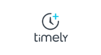 Time tracking app - Timely app logo