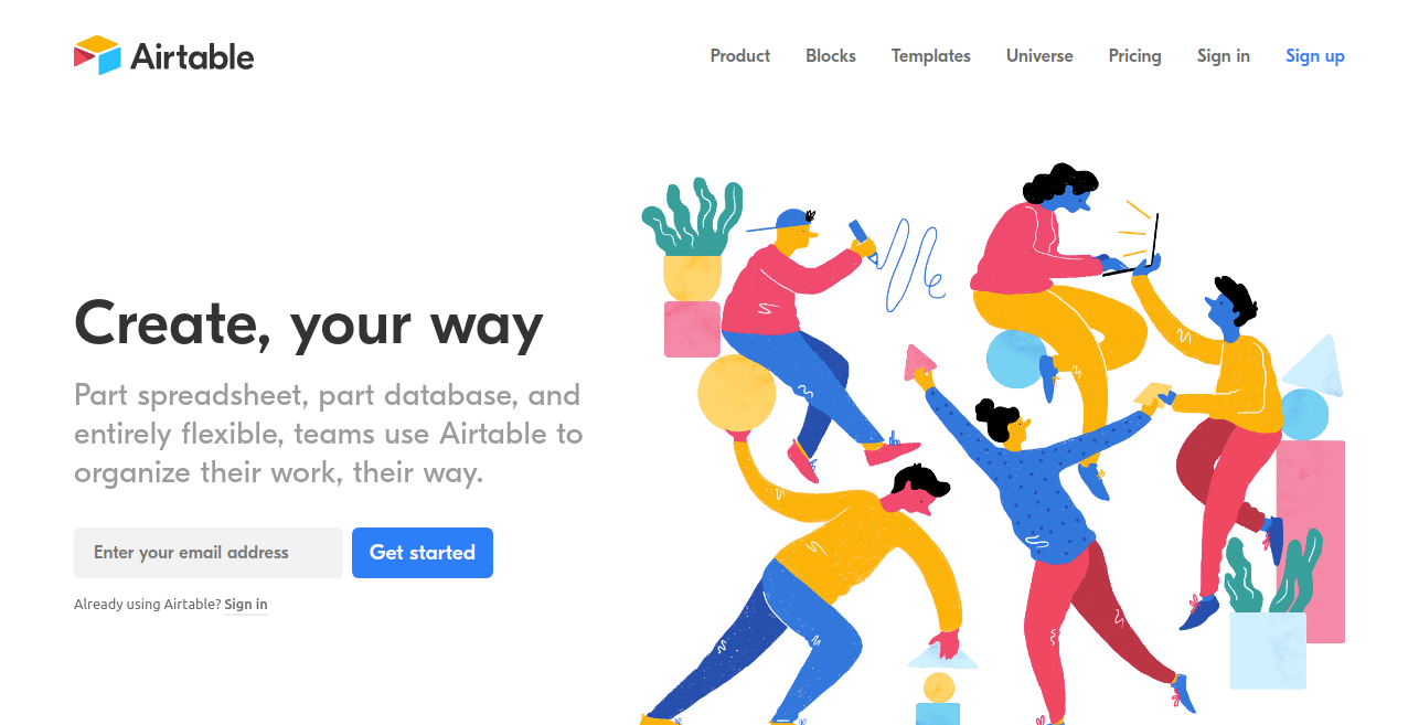 Airtable Software