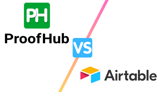 ProofHub vs Airtable