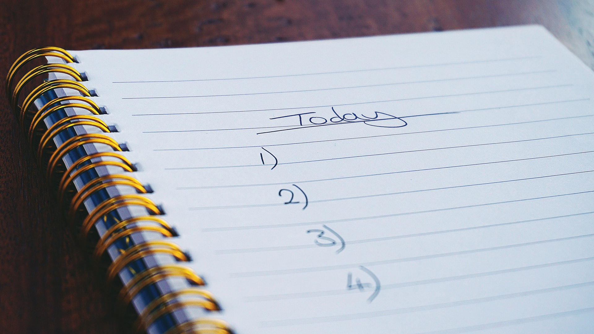 Daily to-do list templates
