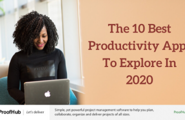 The 10 Best Productivity Apps To Explore In 2020