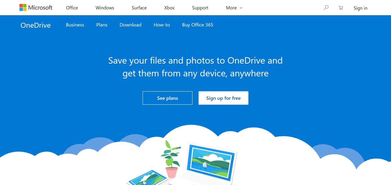 OneDrive for Business for file sharing