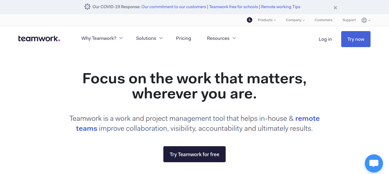 project task management tool