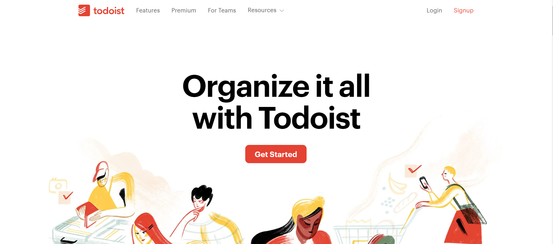 todoist best to do list tool for managers