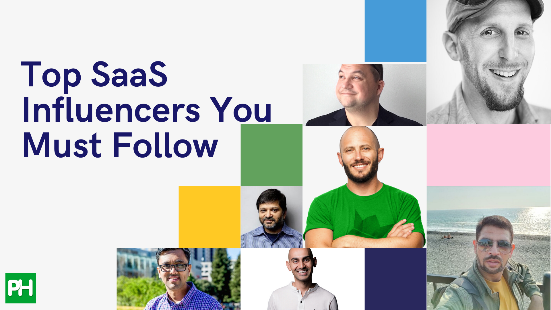 SaaS Influencers You Must Follow Right Now