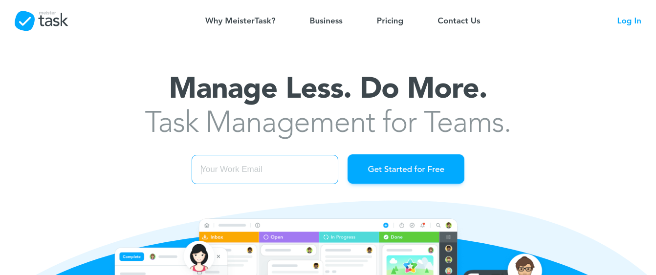 Wunderlist competitor for task management is Meistertask