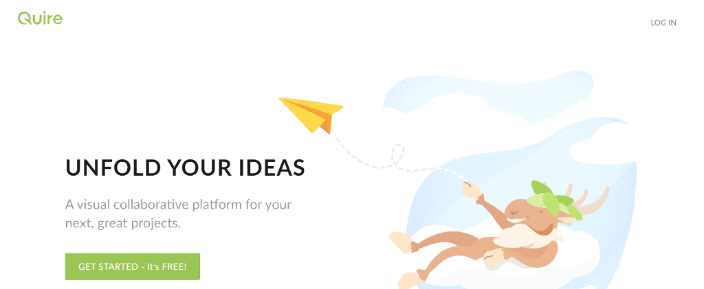 Quire is an online project and task management software