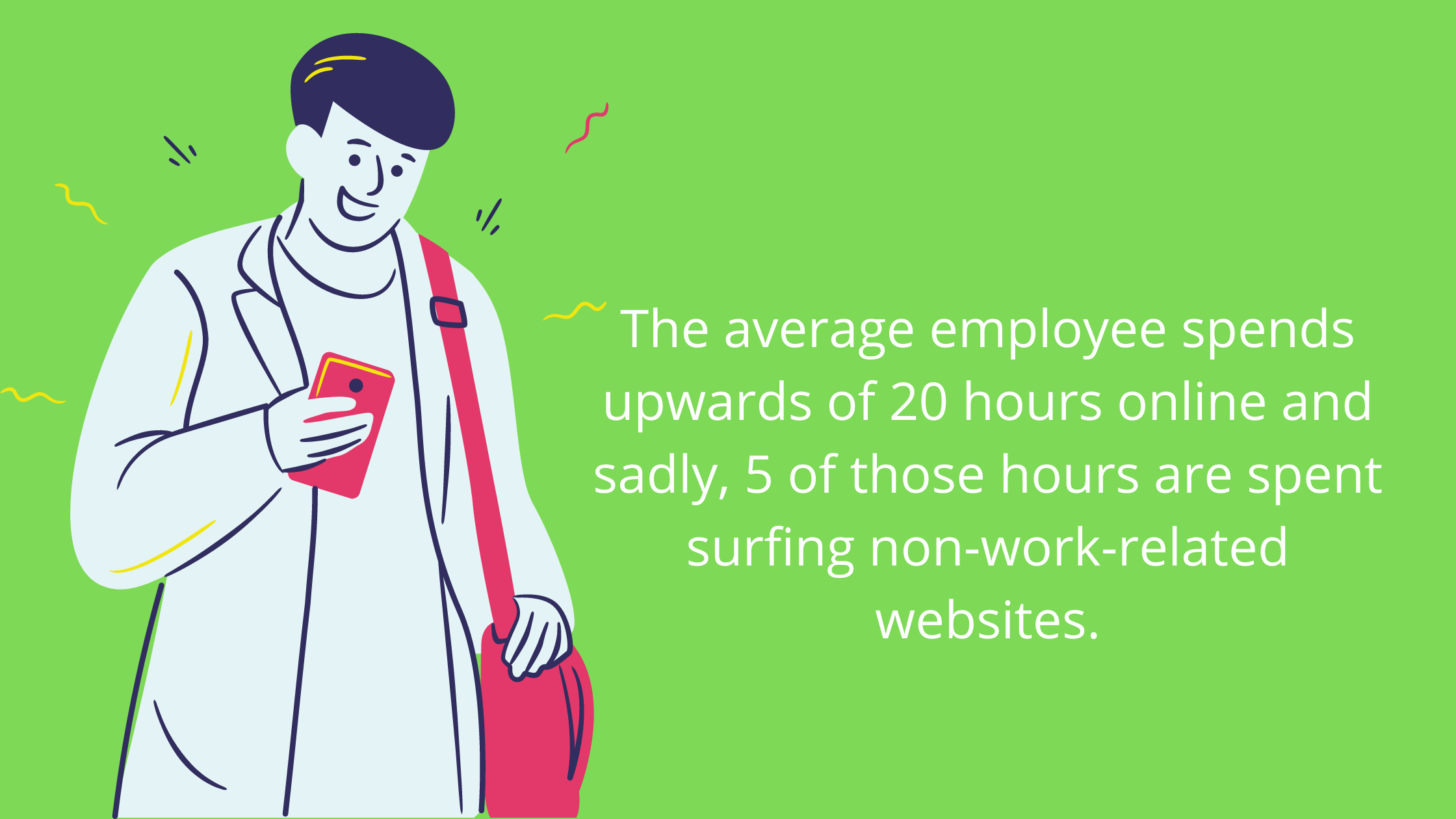 Workplace productivity facts and statistics