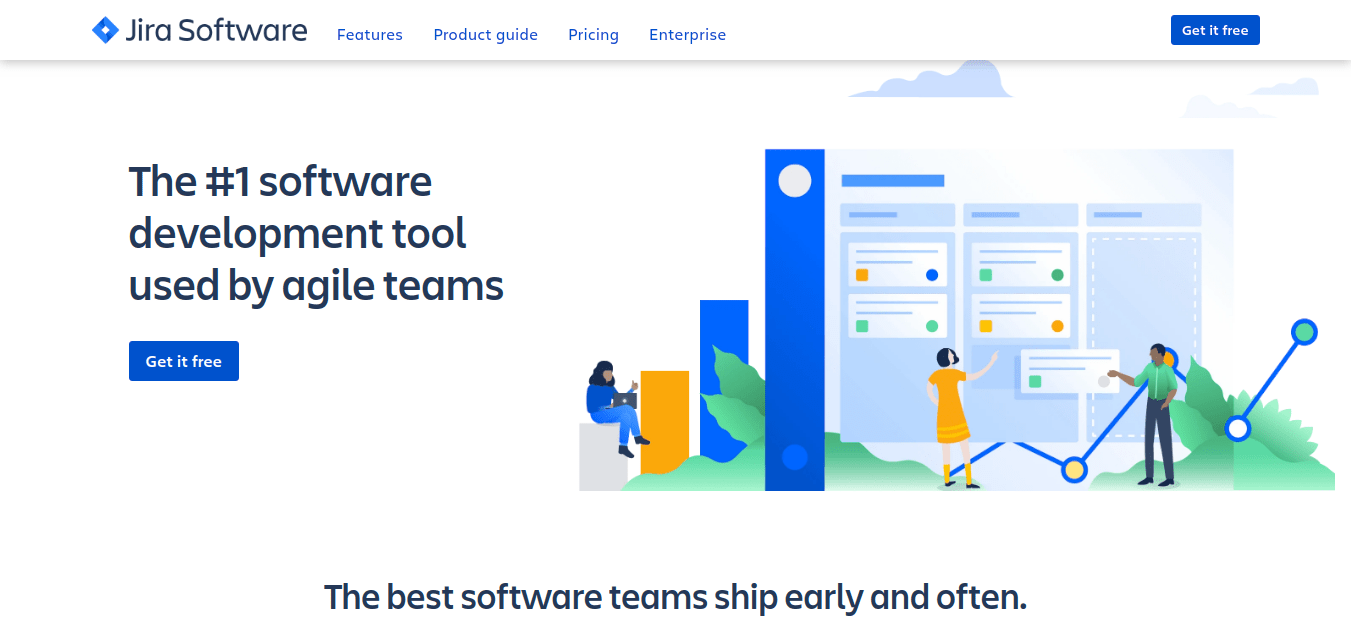 Jira project tracking software for marketing teams