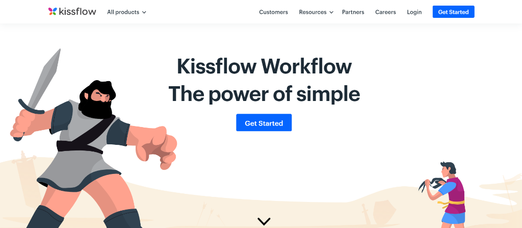 Kissflow Project for Task Reporting